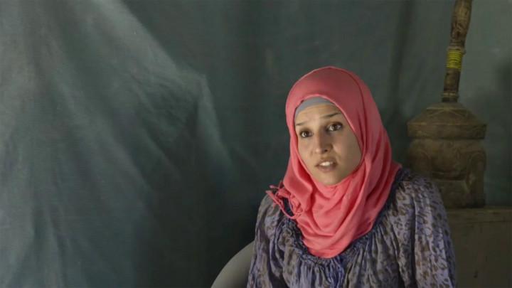 L'interview de Ahlam Tarayra